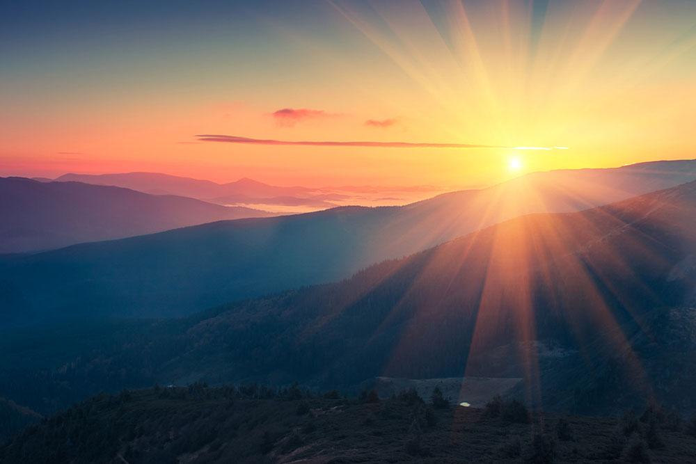 carolina health and wellness north carolina sunset